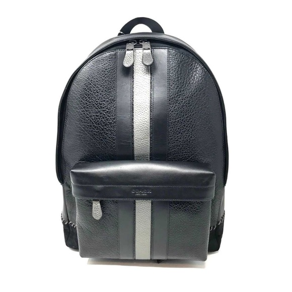 Coach Men s Charles Backpack With Baseball Stitch f5e0dfeb1